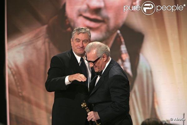 Martin Scorsese et Robert de Niro, peut-être bientôt de nouveau réunis.