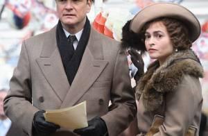 Colin Firth : au côté de Helena Bonham Carter, il a été récompensé... pour avoir bégayé !