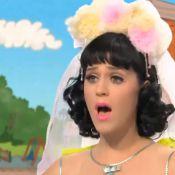 Katy Perry : Son show jugé un peu trop hot pour les enfants !