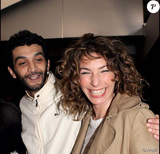 Ramzy Bédia et Anne de Petrini
