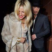 Sienna Miller et Jude Law : Glamour et sublimes pour un rendez-vous important !