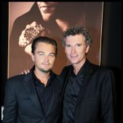 Quand monsieur Koh Lanta, Denis Brogniart, pose avec la star Leonardo DiCaprio !