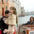 Angelina Jolie et Johnny Depp pour The Tourist