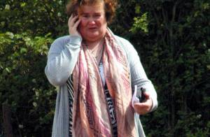 Susan Boyle, souffrante, fait encore faux bond à ses fans !