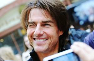 Tom Cruise, éclatant de jeunesse, se détend au milieu des enfants...