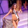 Erin McNaught, Miss Australie 2006, lors de l'élection de Miss Univers 2006.