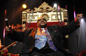 Solomon Burke : Le King of Soul des Blues Brothers et Dirty Dancing est mort...