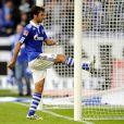Raul sous la maillot de son nouveau club Schalke 04, en Allemagne
