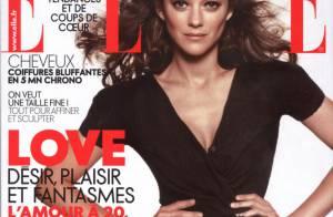 Marion Cotillard : A Guillaume Canet, elle avait envie de donner encore plus !