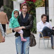 Alyson Hannigan, folle de sa fille, félicite le jeune papa Neil Patrick Harris !