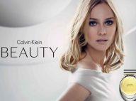 Diane Kruger : Une Beauty Girl en odeur de sainteté chez Calvin Klein...