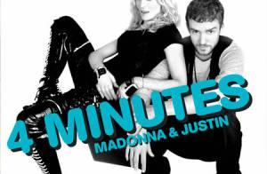 VIDEO : vous avez '4 minutes' pour découvrir légalement le nouveau clip de Madonna !
