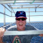 Quand Yves Rénier va à la rencontre du grand requin blanc... danger !
