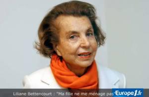 Liliane Bettencourt :