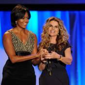 Michelle Obama et Maria Shriver : Femmes d'influence et tellement complices !