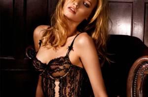 Le mannequin Laura Blokhina vous dévoile ses plus sensuels dessous...