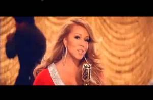Mariah Carey : Découvrez-la en Mère Noël sexy dans