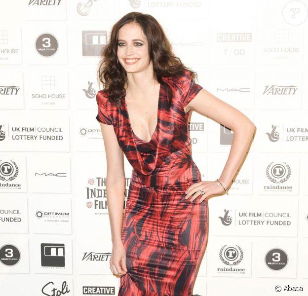 La belle Eva Green tournera dans le film Arbitrage, à New York, au printemps 2011.