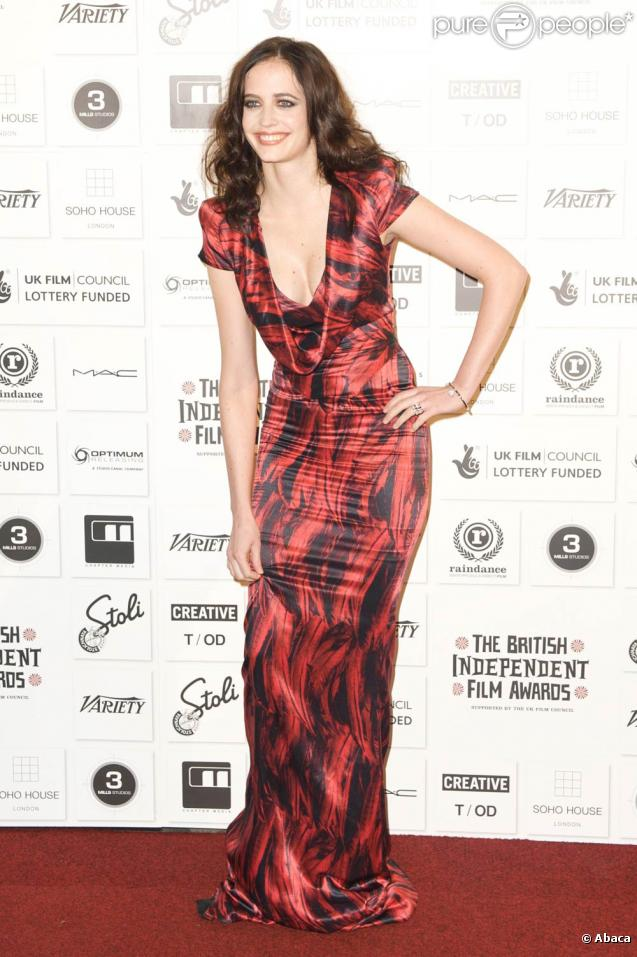 La belle Eva Green tournera dans le film  Arbitrage , à New York, au printemps 2011.