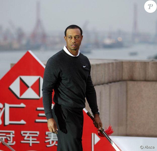 Tiger Woods n'a pas fait suffisamment d'étincelles à Shanghai, début novembre, pour reconquérir sa place de numéro un.