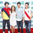 Demi Lovato et les Jonas Brothers