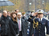 Carla Bruni : Total look noir et carton plein pour la Première dame !