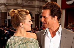 PHOTOS : Kate Hudson et Matthew McConaughey très complices