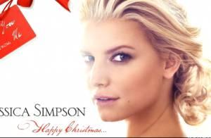 Jessica Simpson se transforme en Mère Noël pour son grand retour musical !