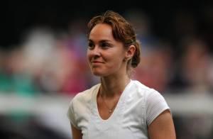 Martina Hingis n'est plus un coeur à prendre !