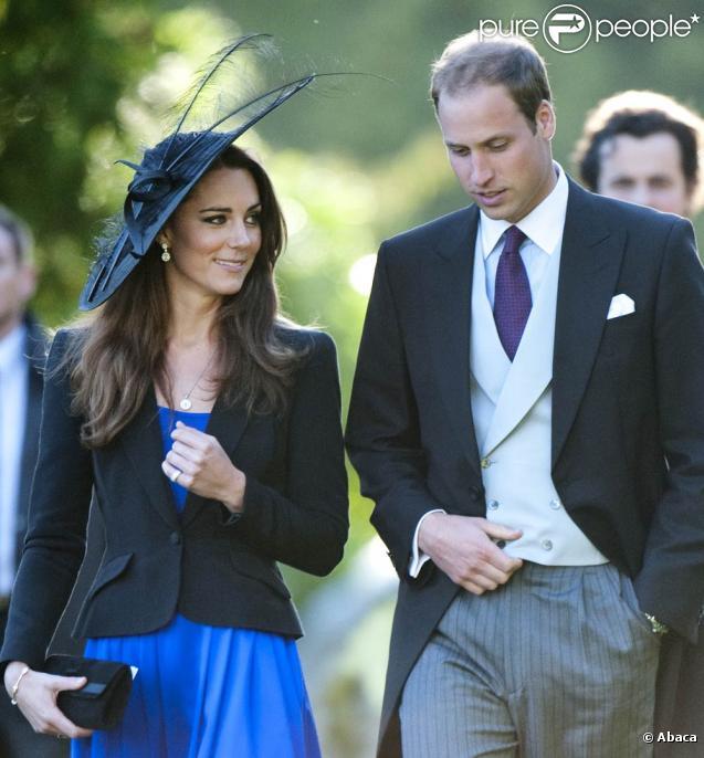C'est officiel : le prince William et Kate Middleton sont fiancés et se marieront en 2011 !