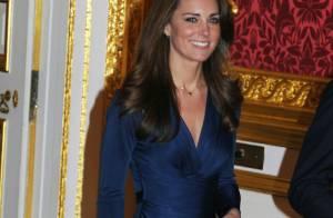 Kate Middleton : Romantique, sexy, dadame, c'est un caméléon de la mode !