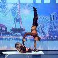 Duo Solys les équilibristes dans La France a un Incroyable Talent