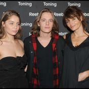 Quand Pierre Sarkozy joue les DJ pour Helena Christensen et Marie-Ange Casta...
