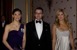 Entre les princesses Victoria et Madeleine de Suède, le prince Daniel assure !