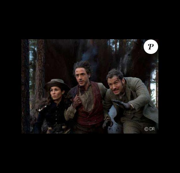 Sherlock Holmes 2 avec Noomi Rapace, Robert Downey Jr. et Jude Law