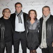 Laurent Blanc, Thierry Roland et Claude Makelele pour le sacre de Louis 25 !