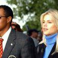 Elin Nordegren et Tiger Woods à l'époque du bonheur en 2002
