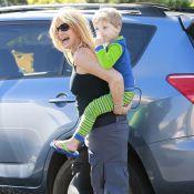 Goldie Hawn : Mamie totalement gâteau de son adorable petit-fils !