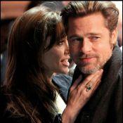 Le beau Brad Pitt et la sublime Angelina Jolie méga-amoureux à Paris !