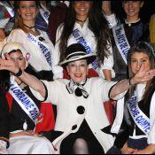 Geneviève de Fontenay : Grand-mère comblée entourée de ses 25 reines de beauté !