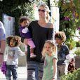 Heidi Klum et ses quatre enfants