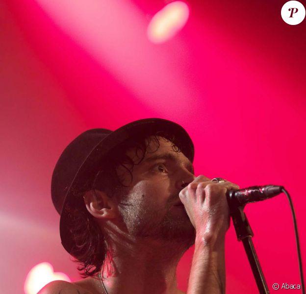 Soan en concert à l'Elysée Montmartre, à Paris, le 19 novembre 2010