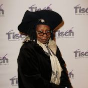 Quand Whoopi Goldberg se transforme en pirate pour Robin Williams !