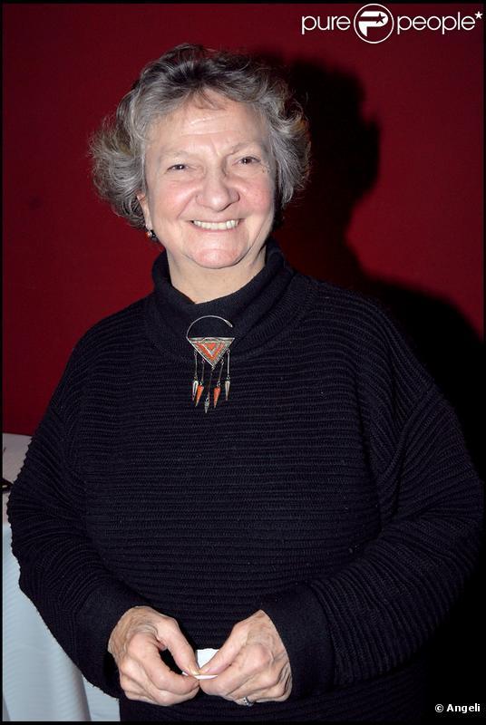 Marthe Villalonga en 2007.