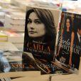 Le livre sur Carla Bruni-Sarkozy écrit par Michaël Darmon.