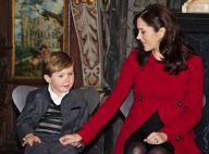 La princesse Mary expose divinement sa grossesse, sa famille et leur doux foyer!