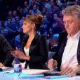 Le jury : Dave, Sophie Edelstein et Gilbert Rozon dans la finale d'Incroyable Talent