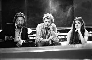 Serge Gainsbourg:Sa version de Comme un boomerang nous revient des jours passés!