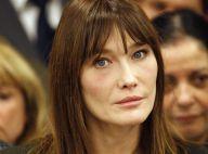 Carla Bruni, dans la peau d'une intervieweuse, renoue avec son passé...