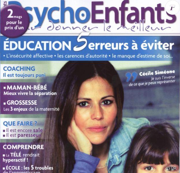 Le magazine Psychoenfants est actuellement en kiosques.